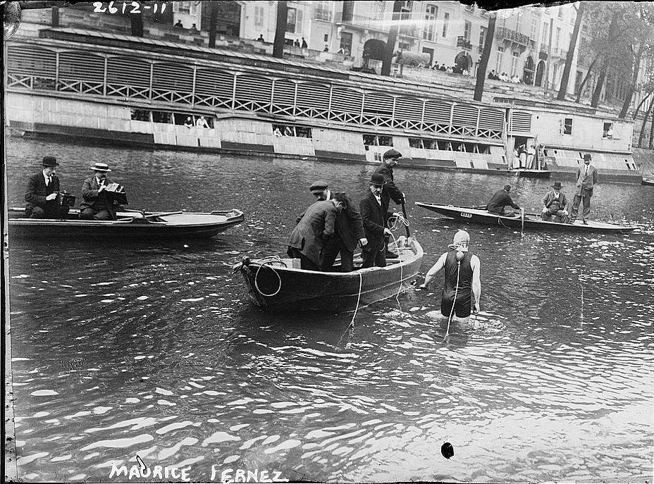 régénérateur à soude Maurice_fernez_seine_1912